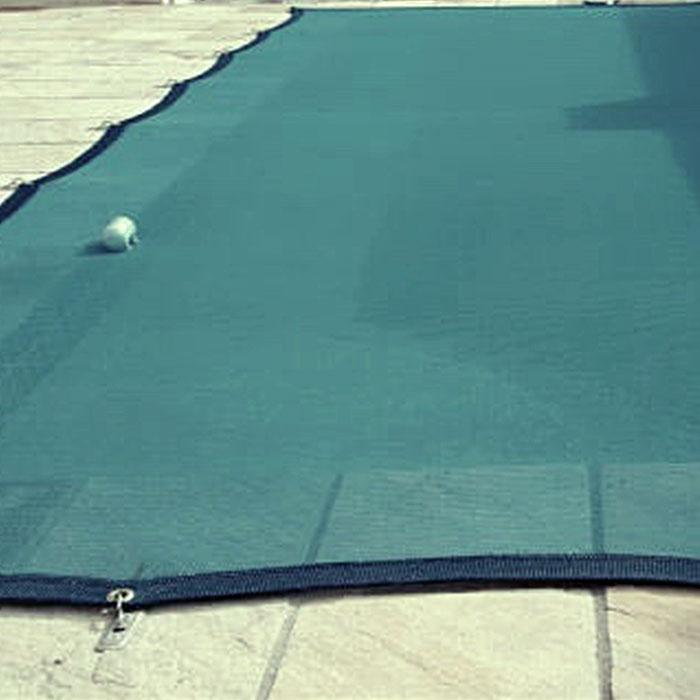 Swimming-pool cover net – Retificio PADANO